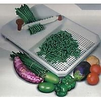 Cut And Wash Chopping Board With Fixed Knife