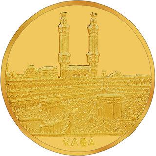 RSBL BIS Hallmarked 10 grams 24k (995) Yellow Kaba Precious Coin