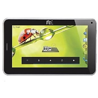 HCL-ME TABLET CONNECT V3-8GB-RAM 1GB-S SIZE 7-SILVER (6 Months Seller Warranty)