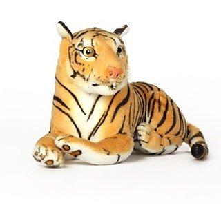 Stuffed tiger animal 40 cm
