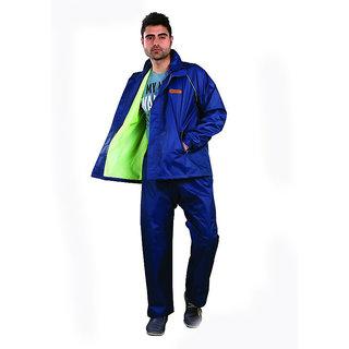 Mens Polonet lining Reversible Rain Suit