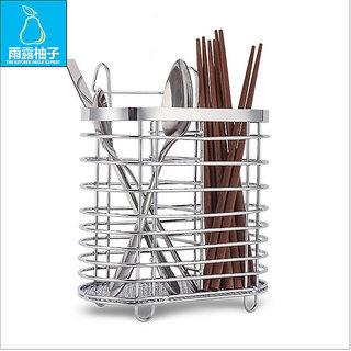 Storage Holders Racks Tableware tube high quality Stainless steel