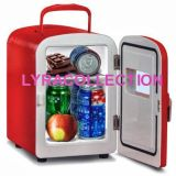 PORTABLE FRIDGE HOME OFFICE MINI REFRIGERATOR ICEBOX COOLER FOOD WARMER