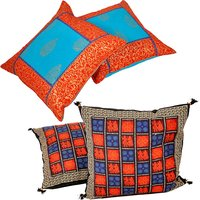 Buy Cushion Cover Set N Get Cushion Cover Set Free Design 23 COMB261