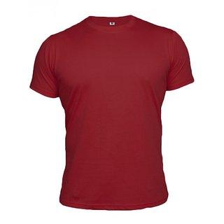 Sport Club Red Crew Neck T-Shirt