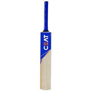 Shoppers Popular Willow Cricket Bat- Full Size with CEAT Sticker