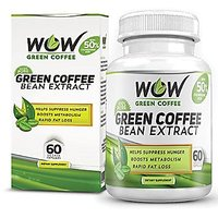 WOW GREEN COFFEE (PACK OF 1)