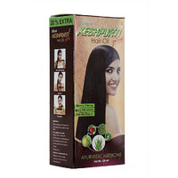 Keshpurti Plus Hair Care Oil For Hair Fall With Anti-Dandruff Effect 120ml Pack