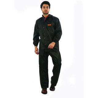Mens Crown Tapping Rain Suit
