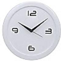 MAGPIE DESIGNER WALL CLOCK WHITE I-2