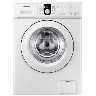 SAMSUNG WF1650WCW 6.5KG Front Load Front Load Washing Machine