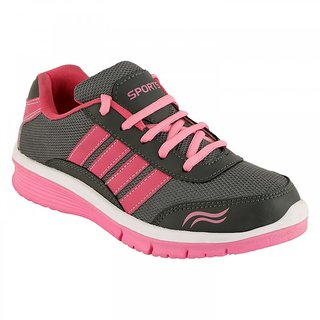 Clymb LS-1 Pink Shoes For Women In Various Sizes