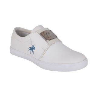 Aadi Polo Sneakers White Casual Shoes