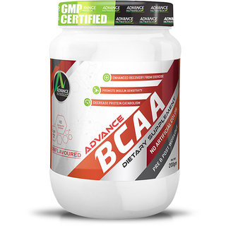 Advance BCAA 200Gm 0.44lbs powder Unflavoure