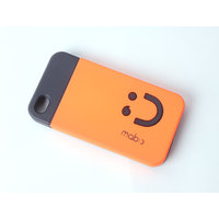 Callmate Smiley Back Case For IPhone 4/4S - Orange