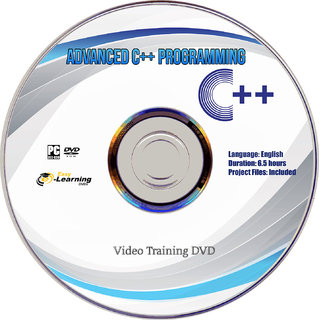 Advanced C Plus Plus Programming Video Tutorial Dvd