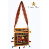 Treasure Of Thar Women's Handbag (TOT 87)