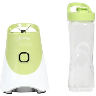 Lifelong Nutri Go LLNG01-P 300-Watt Blender Green