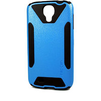 Wolf Accessories Spigen Sgp Slim Armor Back Cover Case For Samsung Galaxy S4 Blue