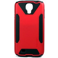 Wolf Accessories Spigen Sgp Slim Armor Back Cover Case For Samsung Galaxy S4 Red