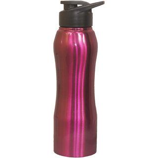 Multi purpose steel bottle