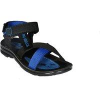 COMFORTABLE KIDS CASUAL SANDALS BLUE/ BLACK COLOR