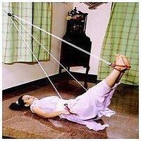 Pocket Gym Rope Yoga Rope Exercise Rope Abdominal