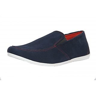 Marco Ferro Mens Casual Shoe 1495-Navy Blue
