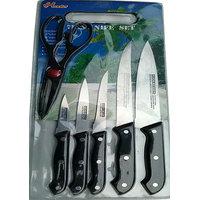 Hunter 7 PC Knife Set - 4750606