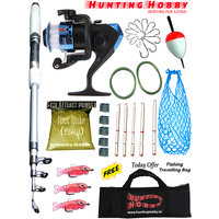 Fishing Rod,Reel,Accessories Complete Kit (6Feet)