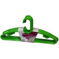 Set Of 5 Green Hangers