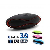 ShutterBugs SBS -001 Oval Bluetooth Speaker
