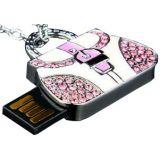 Microware Computer Services16 Gb Handbag Metal Lady Bag Shape Designer Pen Drive