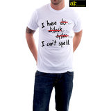 Ask For Fashion Round Neck Jxm012 T-shirt (white)