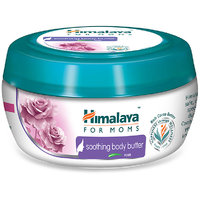 Himalaya for Moms soothing body butter - Rose 100 ml