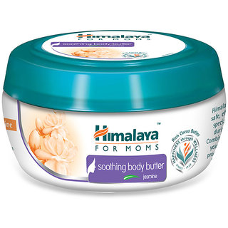 Himalaya for Moms soothing body butter - Jasmine 200 ml