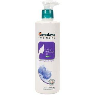 Himalaya for Moms toning masage oil 500 ml