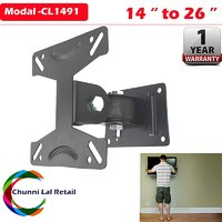 Movable Led Wall Mount Bracket Stand 10 to 26