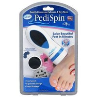 Latest Velvet Smooth Express Pedi Spin Electronic Foot File Callus remover pedicure
