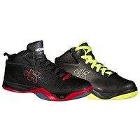 Kipsta Backcourt Shoes Man|Color-Red|Size (Uk) - 7