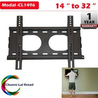 LCD LED PLASMA TV WALL MOUNT STAND BRACKET FIXED TYPE 14 to 32 inch