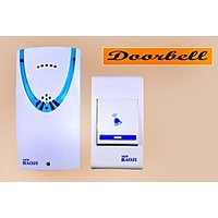 Cordless Door Bell Wireless Battery Operated Remote Calling Office Bell Aff