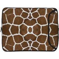 Designer Sleeves 13DS-GIR 13 Inch Laptop Sleeve (Brown)