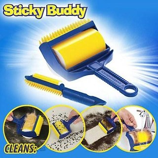 Tuzech Reusable Sticky Buddy (removes Unwanted Pet Hair / Dirt From Furniture/Cloth)