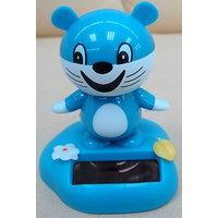 Cute Bobble Head Solar Gift Toy