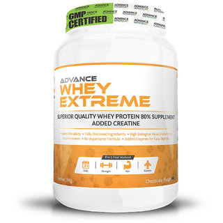 Advance Nutratech Whey Extreme Protein Powder 2Lbs Chocolate