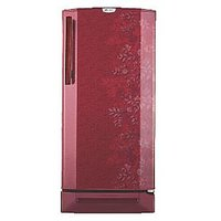 Godrej Direct Cool Refrigerator RD Edge Pro 190 CT 5.1 (Lush Wine)
