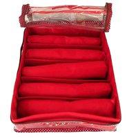 Indian Hand Made Bangle Box 5 Rows (5 rods) FREE 1 Single Rod Bangle Box