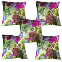 Cushion Cover Pillow Cover ( Set Of 5 Piece ) - 4769726