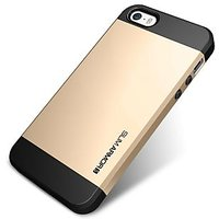 Apple IPhone 4/4S Hard Back SPIGEN SGP Slim Armor Protective Back Cover TD-5801